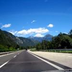 Autostradas in Italy