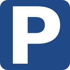 Car park in Italy