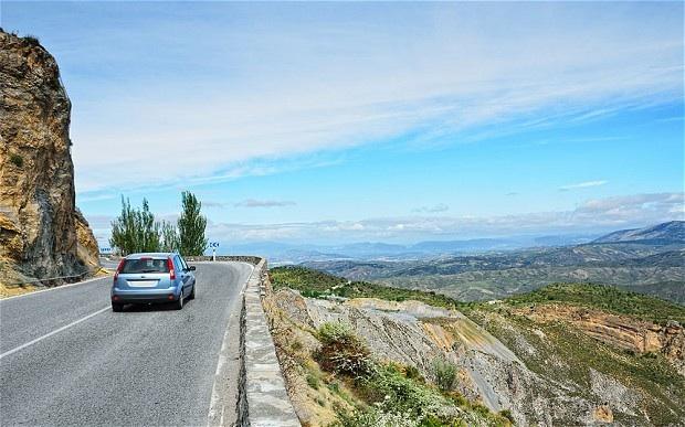 Malaga Spain Rent a Car
