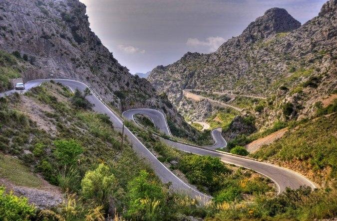 Spanish-toll-roads