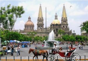 Car hire Guadalajara