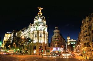 Car hire Madrid