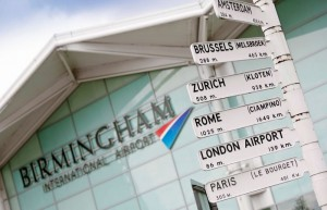 Car Hire Birmingham Airport