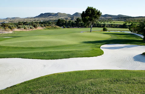 Alenda Golf Course Alicante