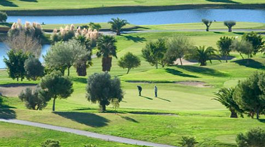 Bonalba Golf Course Alicante
