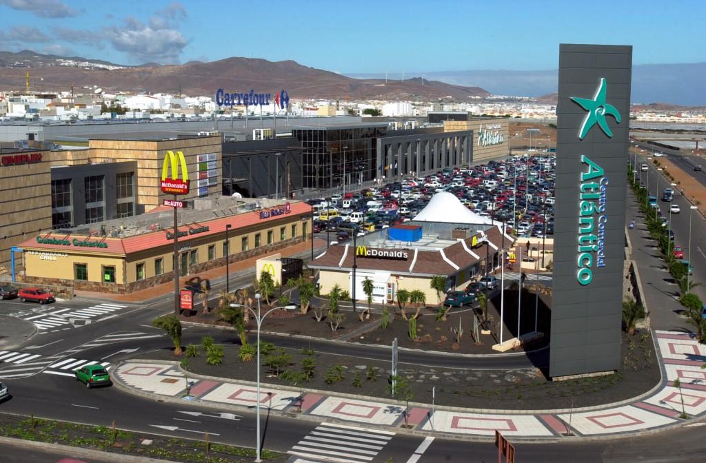 Centro Comercial Atlantico Shopping Gran Canaria