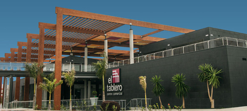 El Tablero Shopping Center Gran Canaria