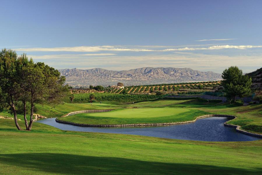 La Finca Algorfa Golf Course Costa Blanca