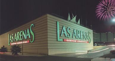 Las Arenas Shopping Centre Gran Canaria