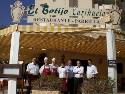 Restaurant El Botijo Carihuela Málaga