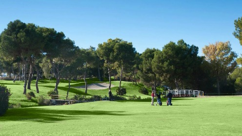 Villamartin Golf Cource Torrevieja