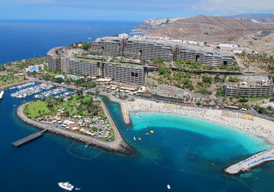 Anfi del Mar Beach Gran Canaria
