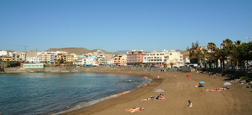 Arguineguin Beach Gran Canaria