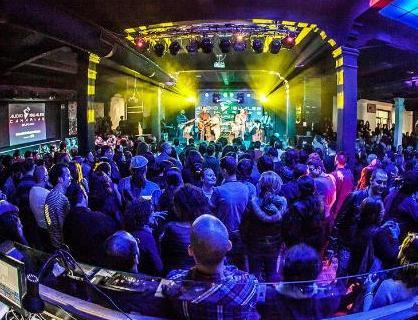 Bar Paper Club Las Palmas