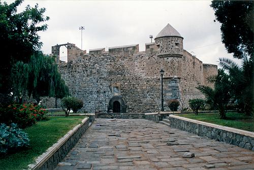 Castillo de la Luz Las Palmas