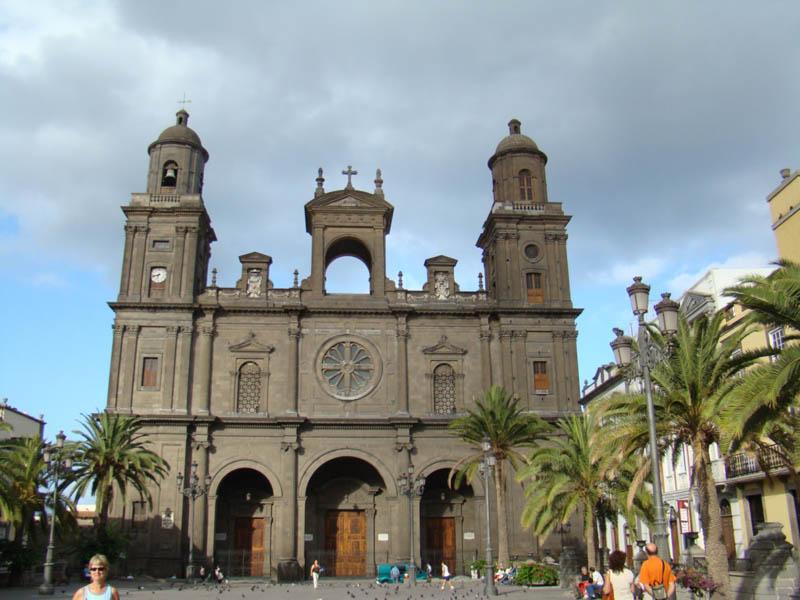 Cathedral de Santa Ana Las Palmas