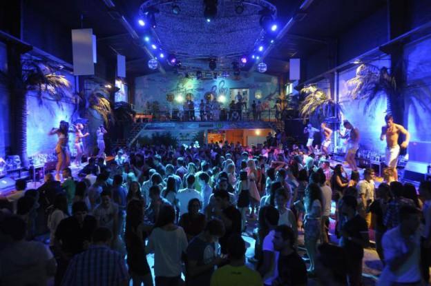 Clubs and Bars Las Palmas