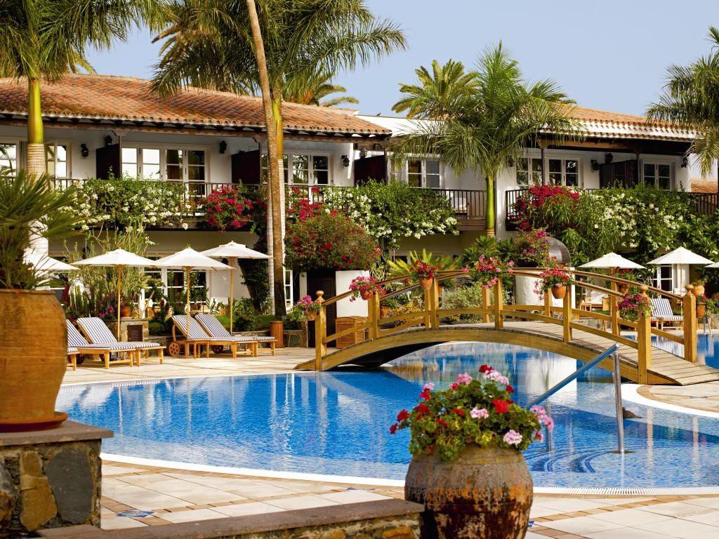 Hotel Seaside Grand Residencia Gran Lujo Gran Canaria
