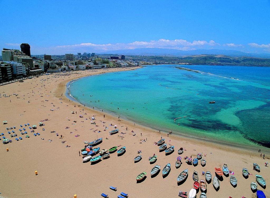 Las Canteras Beach Gran Canaria