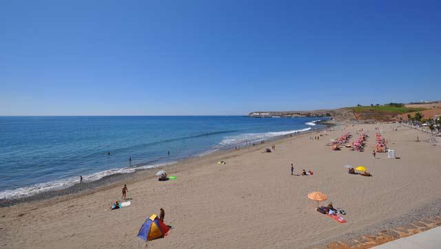 Meloneras Beach Gran Canaria