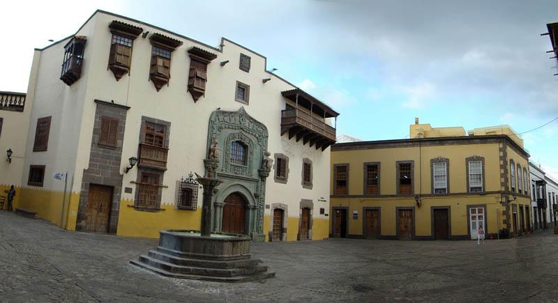 Museo Casa Colon Las Palmas