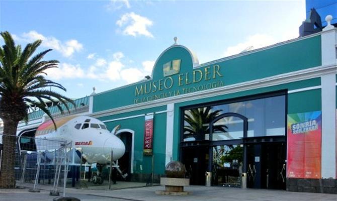 Museo Elder Las Palmas