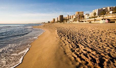 Playa de L´Horta Mutxavista