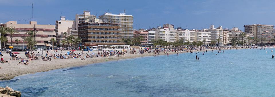 Santa Pola Playa Levante