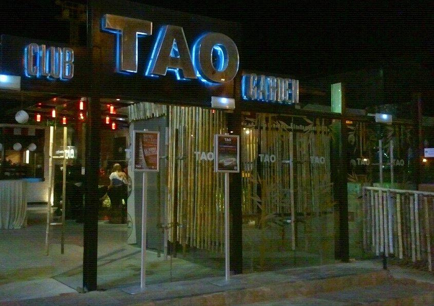 Tao Pub Garden Las Palmas