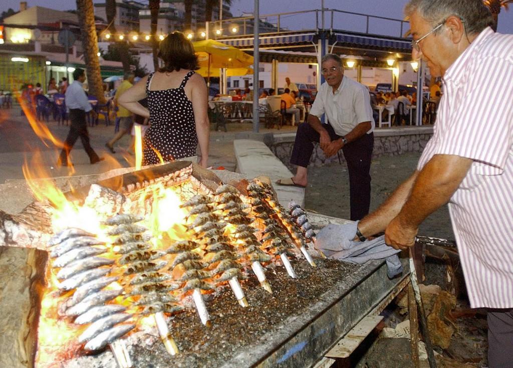 Pescaito frito Malaga
