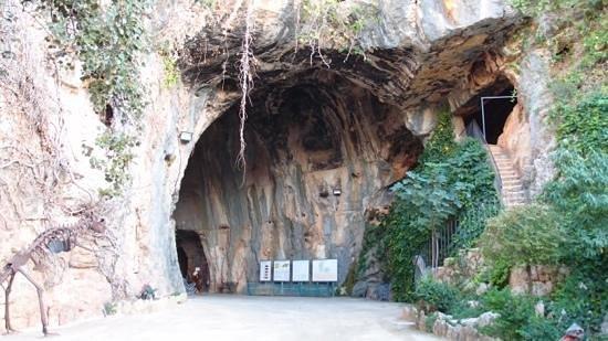 Cueva de Calaveras Benidoleig Costa Blanca