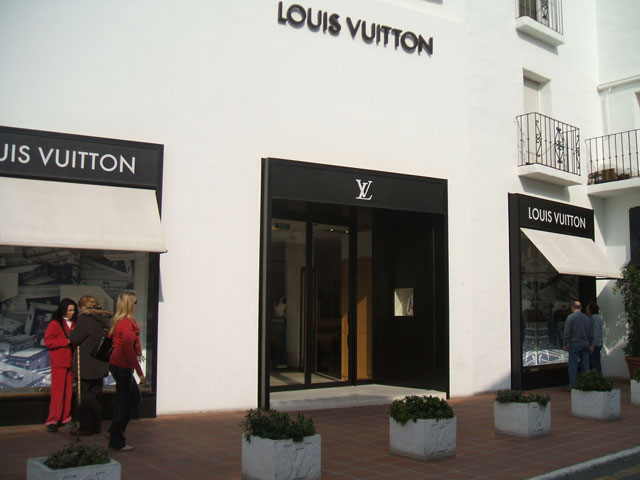 Shop Louis Vuitton Puerto Banus
