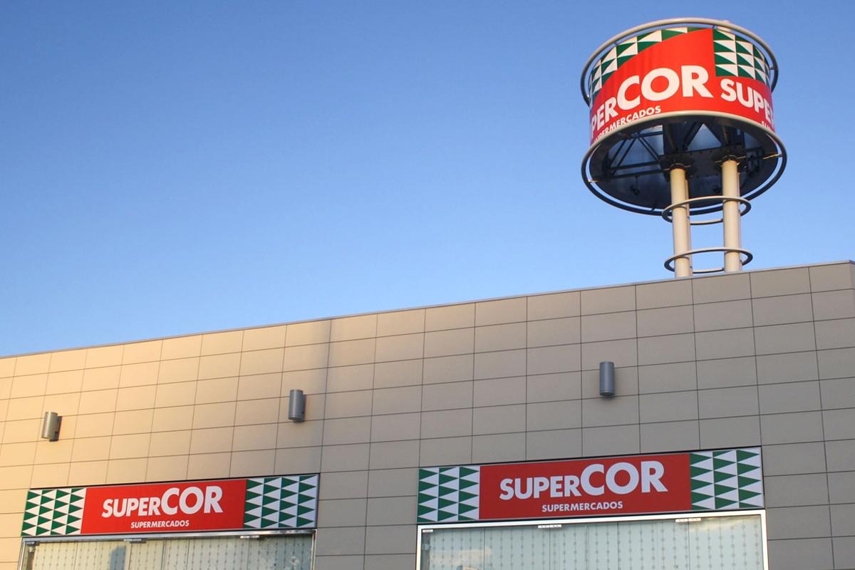 SuperCor Supermarkets Spain