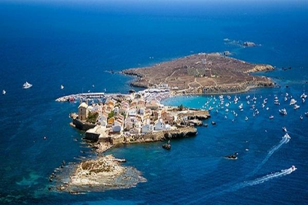 Tabarca Island Alicante Costa Blanca