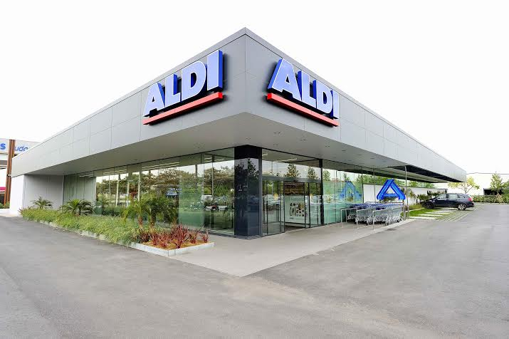 Aldi Supermarkets Spain