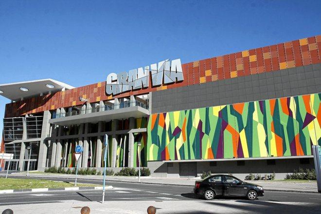 Торговый центры аликанте