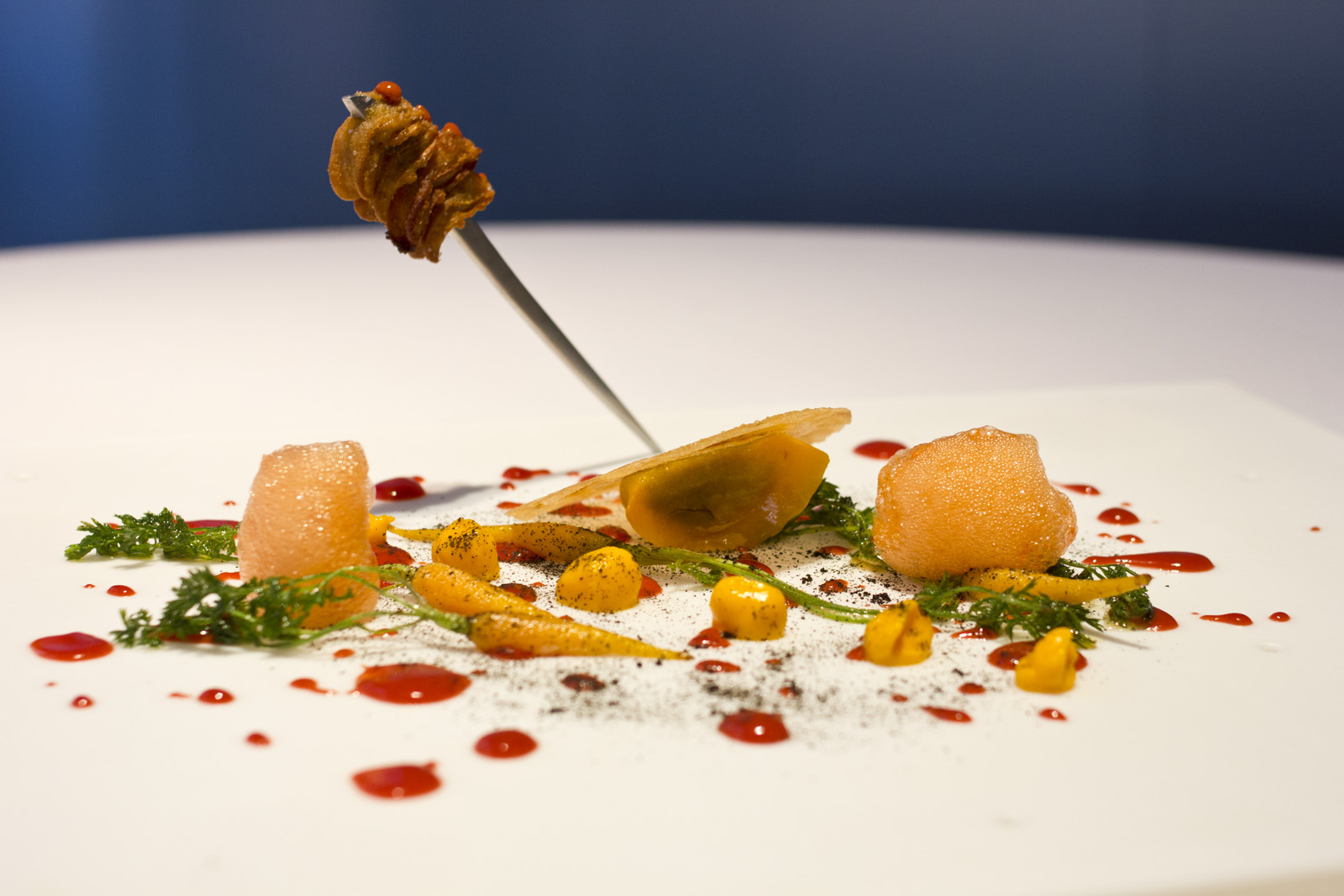DiverXO with Three Michelin Stars