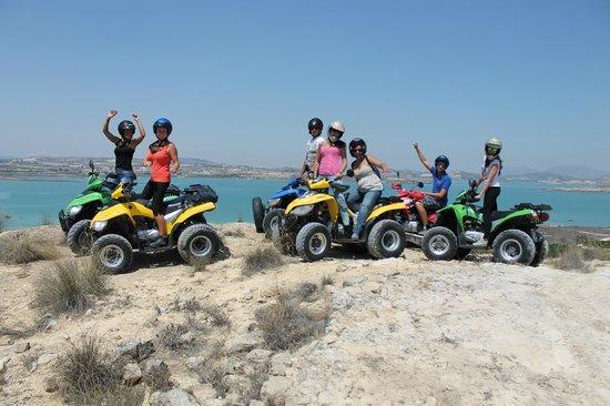 Lo Rufete Multi Adventure Park in Alicante