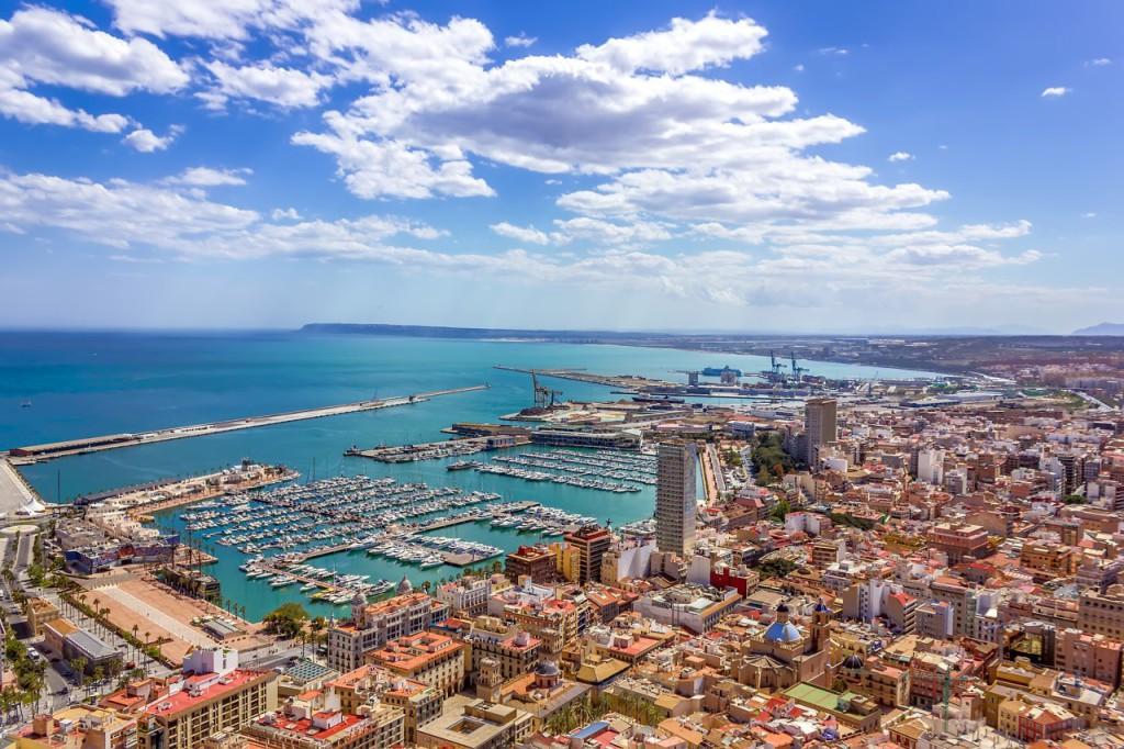 Alicante in Alicante Province