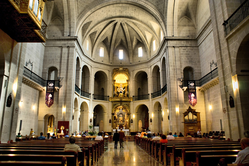 Catedral San Nicolas de Bari in Alicante