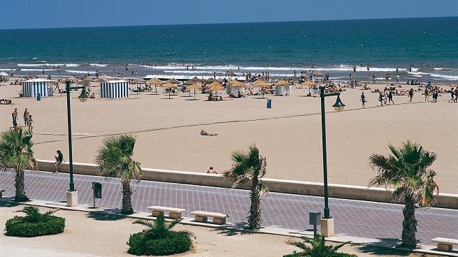 Beaches Valencia Las Arenas