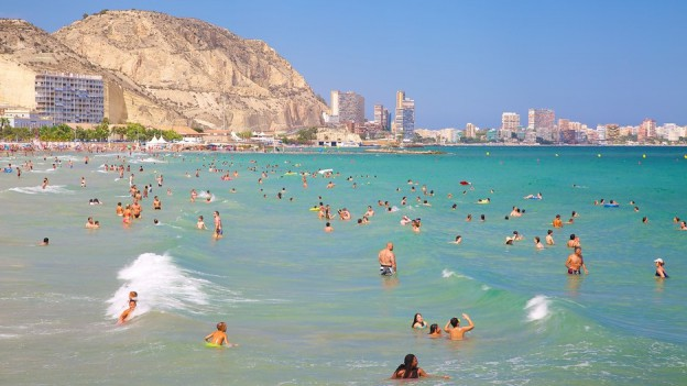 Weather and climate in Alicante