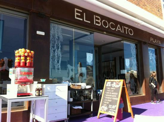 Restaurant El Bocaito in Alicante