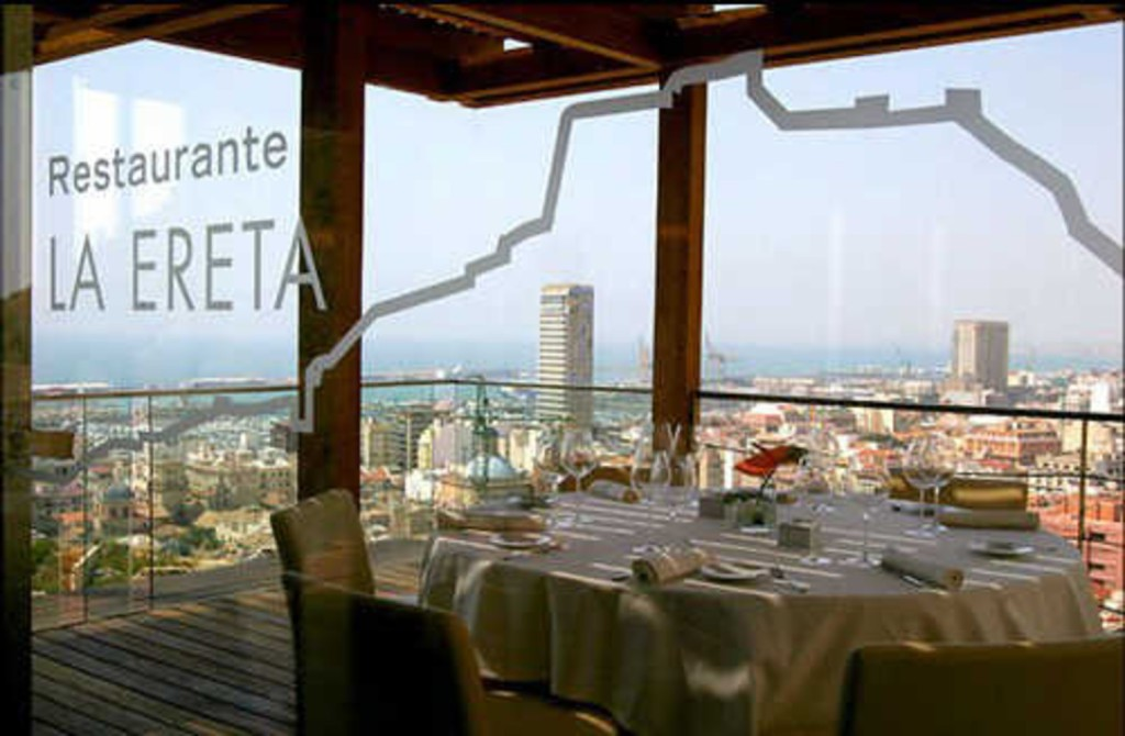 Restaurant La Ereta in Alicante