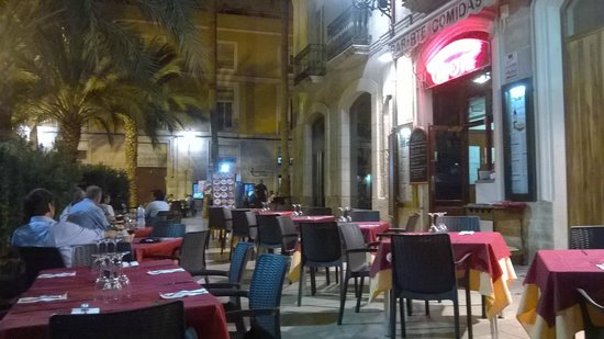 Restaurant O`pote Gallego in Alicante