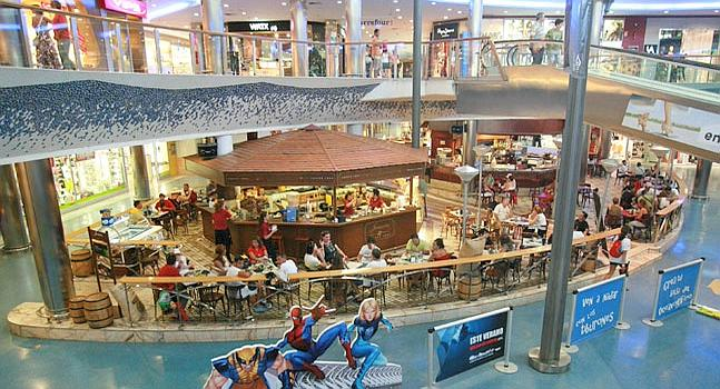 El Saler Shopping Centre  Valencia