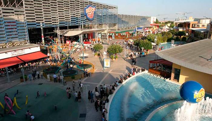 Heron City Shopping Centre  Valencia