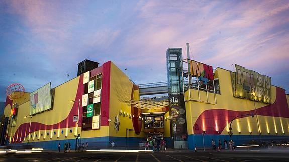 MN4 Shopping Centre Valencia