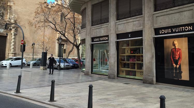 Designer Shopping in Valencia