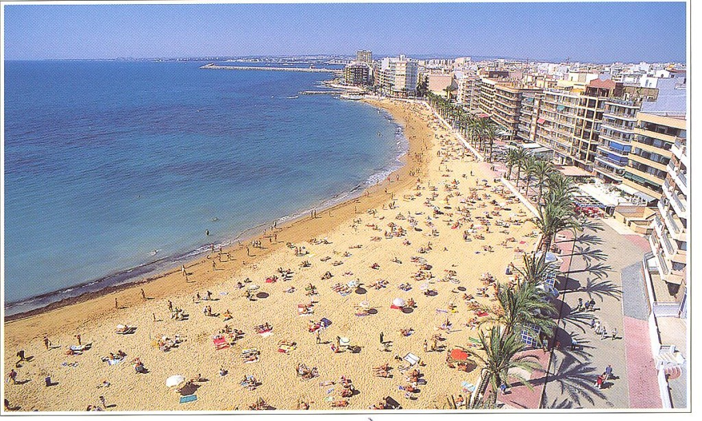Torrevieja in Alicante Province
